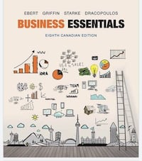 Business Essentials, Eighth Canadian Edition (8th Edition) - $20.