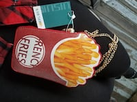 French fry purse  Barberton, 44203