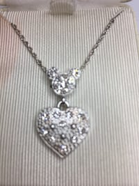 Necklace with pendant Mickey Mouse with Heart  Tucson, 85745
