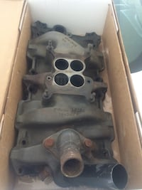 Chevy 327 intake