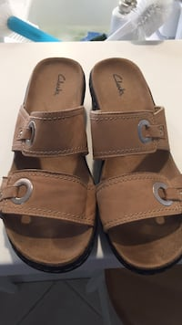 Excellent condition of brown leather shoes Oldsmar, 34677