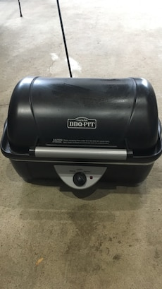 BBQ PIT CROCK POT NEVER USED!!