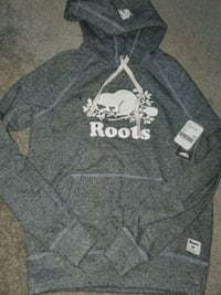 womens Roots hoody size small