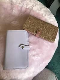 fa708dfc76ec Used Michael Kors IPhone X case wallet for sale in North Baldwin - letgo