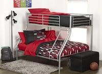 Kimball trio bunk bed