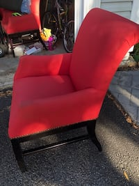 Red Chairs Sterling, 20165