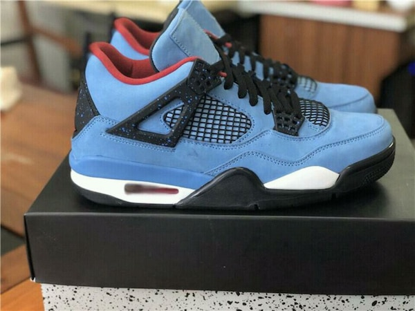 78860bba356 Used Cactus Jack 4s for sale in Chicago - letgo