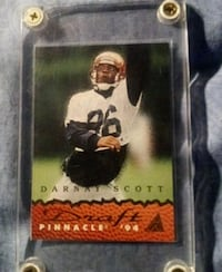 1994 DARNAY SCOTT PINNACLE DRAFT