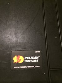 Pelican carrying case West Lincoln, L0R