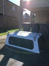 Canopy for ford 150 Crüe cab 5.5 feet box best for 2004 to 2014 with laser rag