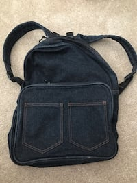 Small Demin Backpack  Toronto, M2N 2H6