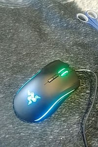blue and green Razer corded computer mouse Middlesex County, N0L