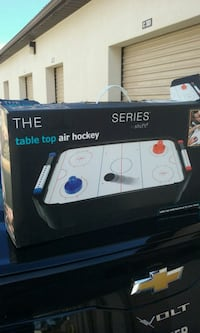 Air hockey table. Fort Myers, 33908