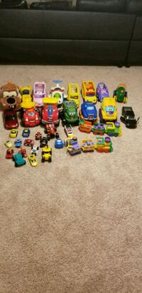 toddler's assorted plastic toys Indianapolis, 46268