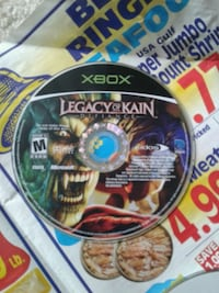 Xbox LEGACY OF KAIN game disc Glen Burnie, 21061