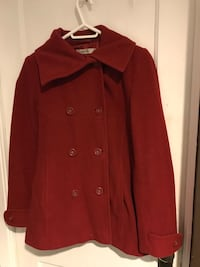 Red Felt Peacoat Winnipeg, R3M 1A8