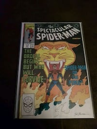 Spectacular spider man no.  171 Kitchener, N2P 1R7