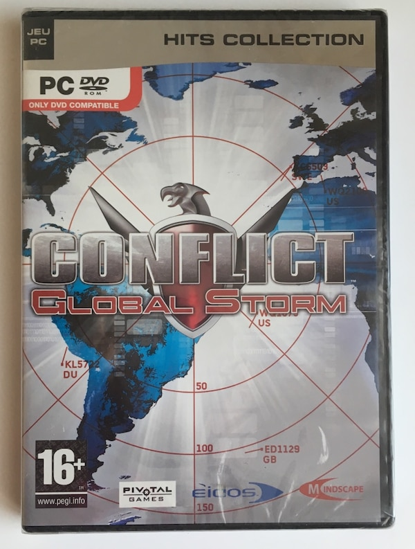 Conflict Global Storm Jeu PC