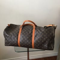Louis Vuitton Duffle Bag Calgary, T2A 7N7