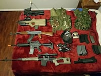 Airsoft lot Normal, 61761
