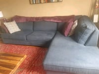 fairly new 7 foot long couch Toronto, M6H