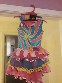 Candy Girl costume size s(4-6) Braselton, 30517