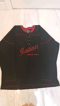 Indian Motorcycle long sleeve 2xl