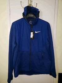 Nike Dri Fit Full Zip Sweater size Large