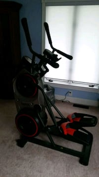 black and red elliptical trainer Churchville, 14428