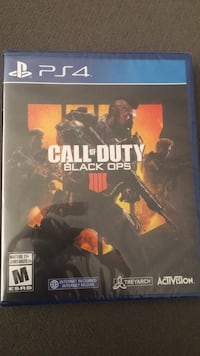 Brand new Call of duty black ops ps4 game  Toronto, M1P 4S9