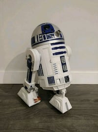 R2-D2 (voice command/remote control)