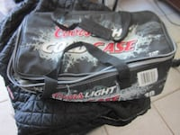 Brand New Coors Lights 18 Cans and Food Cooler Carrying Case Bag. Winnipeg