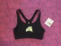 black and yellow Mason sports bra Purcellville, 20132