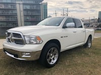 2009 Dodge Ram 1500 Laramie 5.7 Hemi 4 Door 4x4 Brand New Tires 954 mi