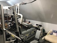 Pacific Fitness by Solana Home Gym Benson, 27504