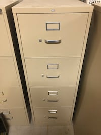 Heavy Duty Filing Cabinet - 4 drawer