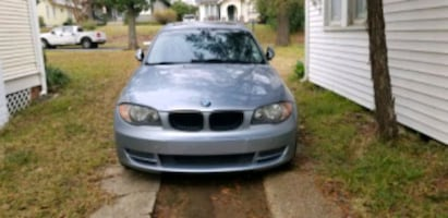 Low mileage BMW coupe