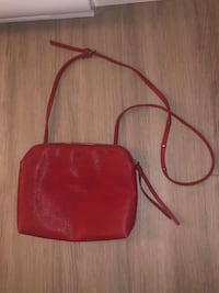 Colab Red Cross body bag vegan leather Coquitlam, V3B