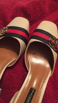 Nice and comfortable shoes! It to big for me so sad !!!! Need to sale it