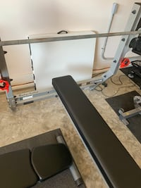 Body Solid Commercial Bench Clarksville, 37043