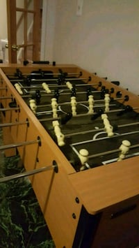 brown and green foosball table Manassas, 20109