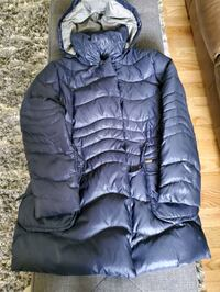 Geox girls winter jacket size 8, wore twice  Mississauga, L5C 1T7