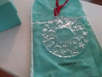 Tiffany wreath ornament 445 mi