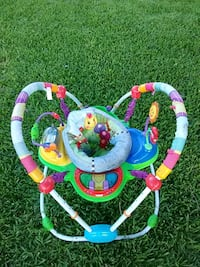 baby's blue and green jumperoo Aransas Pass, 78336
