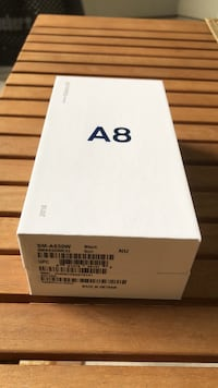 SAMSUNG GALAXY A8 2018 32GB BLACK 6515 km
