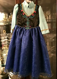 Frozen costume Waterford Township, 48329