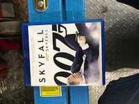 James Bond Skyfall Blu-Ray Markham