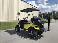 Excellent 2O15 E-z-G-o Golf Cart LASVEGAS