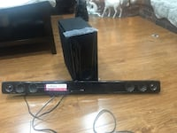 New LG Wireless subwoofer (Bluetooth,USB) Calgary, T1Y 1H3