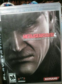 Metalgearsolid4 for ps3 Kent, 98031